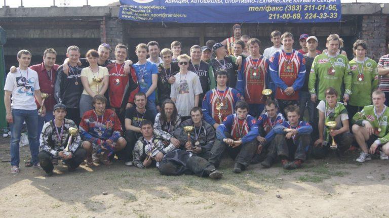 пейнтбол в Новокузнецке (2)