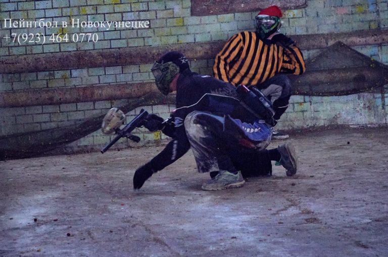 пейнтбол в Новокузнецке