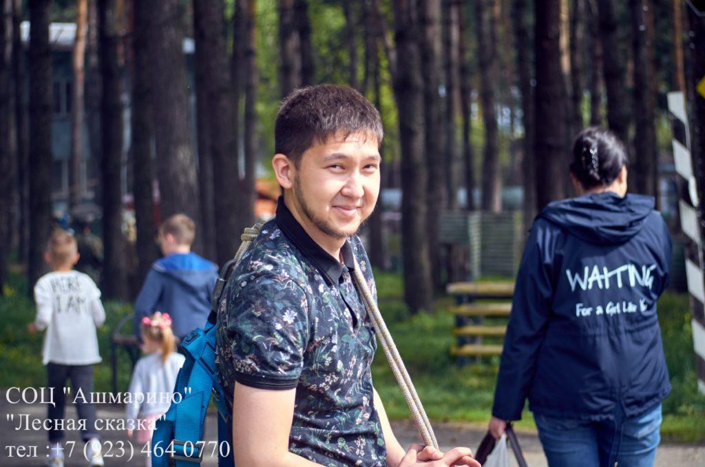 пейнтбол в Новокузнецке 1